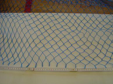 PE-Vogelabwehrnetz 30mm blau
